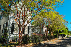 Southern homes Royalty Free Stock Photography