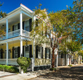 Southern homes Stock Photography
