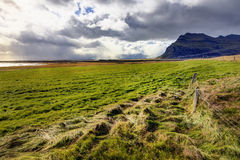 Southern Iceland Royalty Free Stock Image