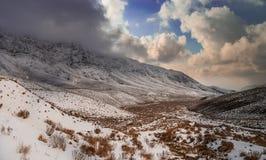 Southern Iran mountains Stock Photo