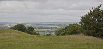 Southern Ireland Landcape Royalty Free Stock Photos