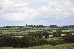 Southern Ireland Landscape Royalty Free Stock Photo