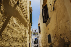 Southern Italy Old Town Royalty Free Stock Photography