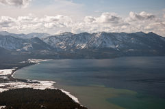 Southern Lake Tahoe Stock Photography