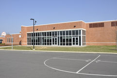 Southern Lehigh Intermediate school,Pennsylvania Royalty Free Stock Image