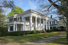 Southern Mansion Royalty Free Stock Photos