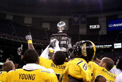 Southern Mississippi Victory stock images