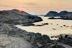 Southern most part of Norway. Stock Photos