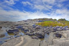 Southern Norway Royalty Free Stock Photos