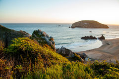 Southern Oregon Coastline Stock Image