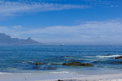 Southern Point of Africa royalty free stock images