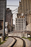 Southern Railroad Royalty Free Stock Image