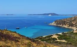 Southern Sardinia, Italy royalty free stock photo