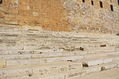 Free Southern Steps On The South Side Of Temple Mount Stock Photos - 71699453