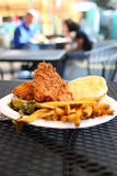 Southern style meal Royalty Free Stock Photo