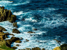 Southern tip of Portugal Royalty Free Stock Photo