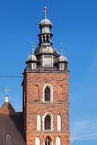 Southern Tower of St Mary Church Stock Images