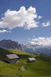 Southern Tyrol. Landscape in southern Tyrol Royalty Free Stock Photo