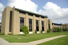 Southern University Campus stock photo