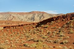 Southern Utah Desert Royalty Free Stock Photos