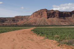 Southern Utah landscape Royalty Free Stock Image