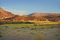 Southern Utah Landscape Stock Photos
