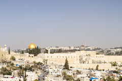 Southern Wall of Temple Mount Royalty Free Stock Image