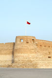 The Southern Western tower of Arad Fort Royalty Free Stock Images