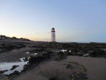 Southerness-Leuchtturm lizenzfreies stockbild