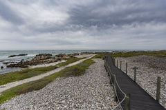 Southernmost Point Of Africa, Cape Agulhas Royalty Free Stock Photography