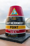 Southernmost point in continental USA, Key West, Florida Stock Photo