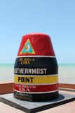 Southernmost point Stock Image