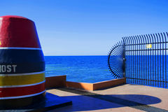 The southernmost point of the USA Royalty Free Stock Image