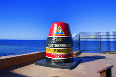The southernmost point of the USA Stock Photos