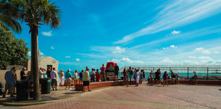 Southernmost Point Royalty Free Stock Photo