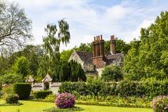 Southover Grange Gardens. Lewes, England, United Kingdom Stock Photo