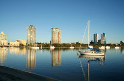 Southport Gold Coast Royalty Free Stock Photography