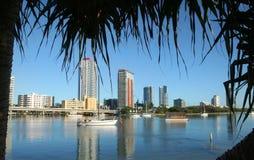 Southport Gold Coast Stock Photo