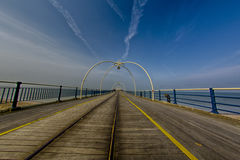 Southport Pier Stockbilder