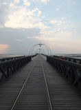 Southport pier Stock Photo