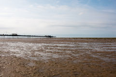 Southport Pier Royalty Free Stock Photos