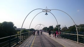Southport Pier Royalty Free Stock Photo