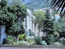 SOUTHPORT-poort-Gibraltar royalty-vrije stock fotografie