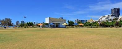 Southport Skyline - Gold Coast Queensland Australia Stock Photography