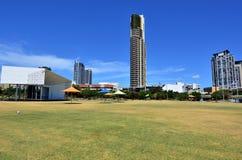 Southport Skyline - Gold Coast Queensland Australia Royalty Free Stock Photos