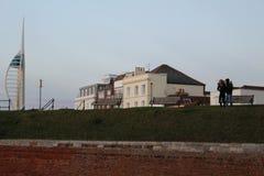 Southsea, Πόρτσμουθ, πύργος Spinnaker Στοκ Εικόνες