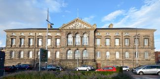 Southside Of Customs House Stock Image