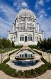 Southside des Baha& x27; I Tempel Stockfoto