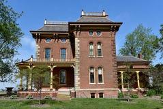 Southside van Voorhees-Huis Royalty-vrije Stock Afbeeldingen