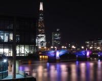 Southwark Brücke Stockbilder